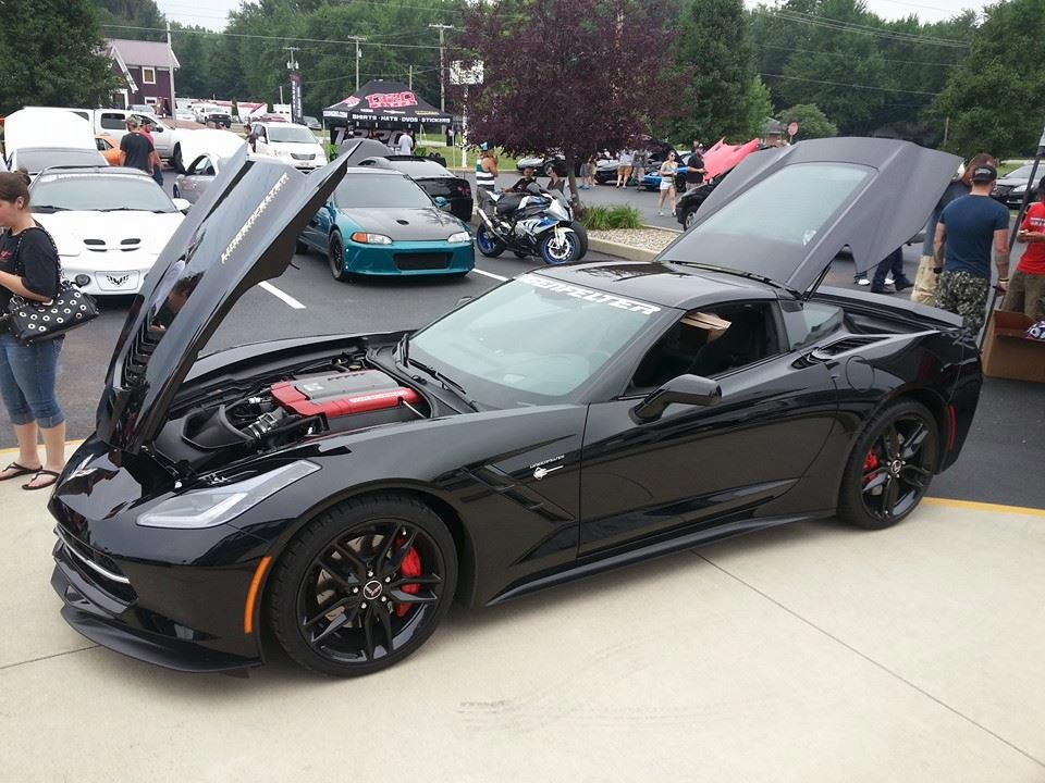 2014 Corvette Stingray For Sale >> Lingenfelter Announces Performance Packages for the 2014 ...