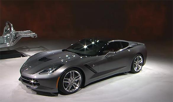Reminder: The Race to Win a Corvette Stingray Sweepstakes Closes Tuesday