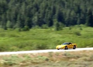 [VIDEO] 81 Year Old Grandmother Tops 166 MPH at the Sun Valley Road Rally