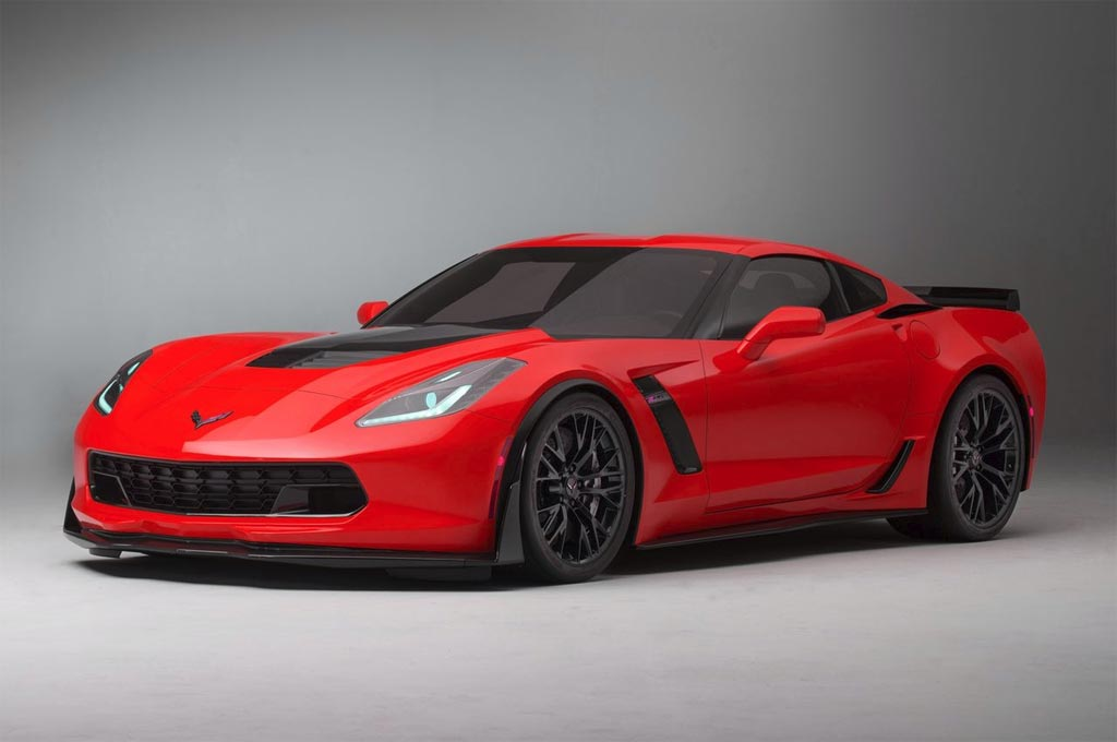 More Power, High MPGs and Faster Shifts Await C7 Corvette Z06 Buyers
