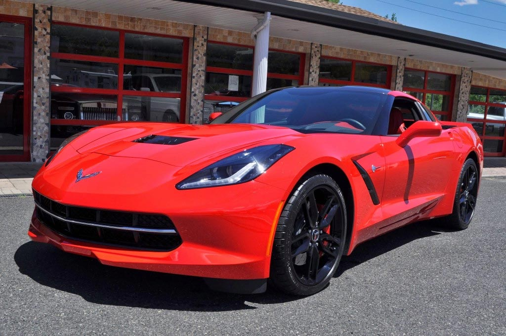 2014 Corvette Stingray Production Comes to an End