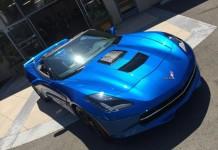 [PICS] Callaway Delivers a Laguna Blue C7 Corvette Callaway SC627 Convertible
