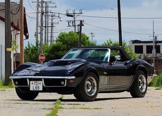 Tony DeLorenzo's Personal Triple Black 1969 L88 Corvettes Heads to Mecum Dallas