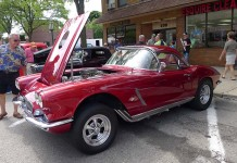 [PICS] The Corvettes of the 2014 Woodward Dream Cruise