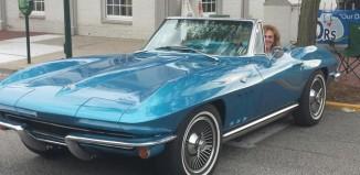 [STOLEN] 1965 Corvette Stolen During the Woodward Dream Cruise