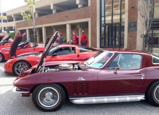[PICS] Corvette Reunion: The Biggest and Best Yet!