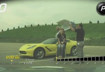 [VIDEO] The Ice Bucket Challenge Filmed with the 2015 Corvette Stingray's PDR