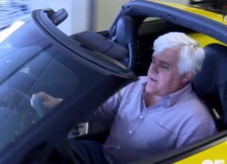 DVR ALERT: The 2015 Corvette Z06 is in Jay Leno's Garage Sunday Night on CNBC