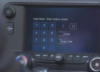Chevy Tells 2015 Corvette Owners Not to Use the PDR's Valet Mode Over Legal Concerns