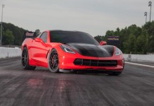 Vengeance Racing's 1,000 HP Corvette Stingray