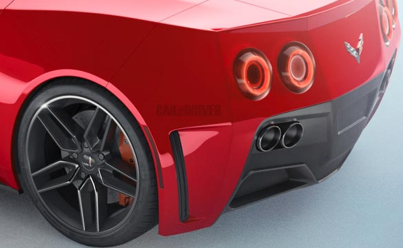 Car and Driver Dishes New Report on the Mid-Engine 2017 Corvette ZORA ZR1