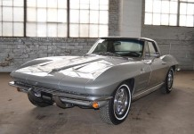 Fuel Injected 1963 Corvette Sting Ray Sells for $66,500 at Lucky Auctions