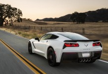 Chevrolet to Sell the Very First Retail 2015 Corvette Stingray at Barrett-Jackson Las Vegas