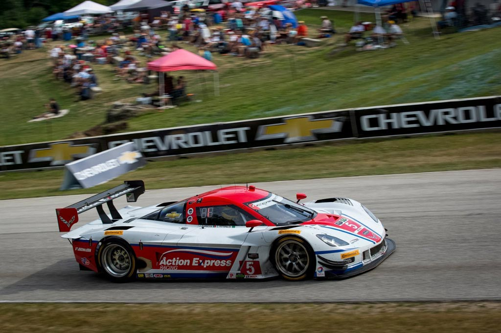 GM Considering Future of the Corvette Daytona Prototypes After 2016