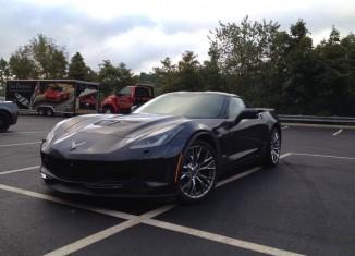 [PICS] A Trio of 2015 Corvette Z06s Spotted Testing in Ohio