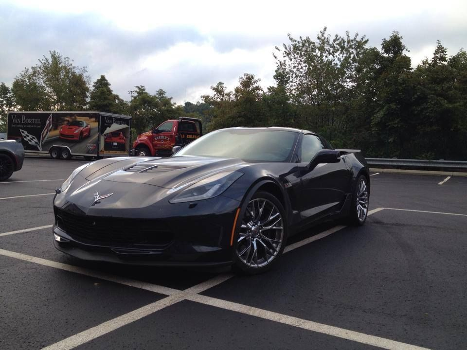 [PICS] A Trio of 2015 Corvette Z06s Spotted Testing in Ohio