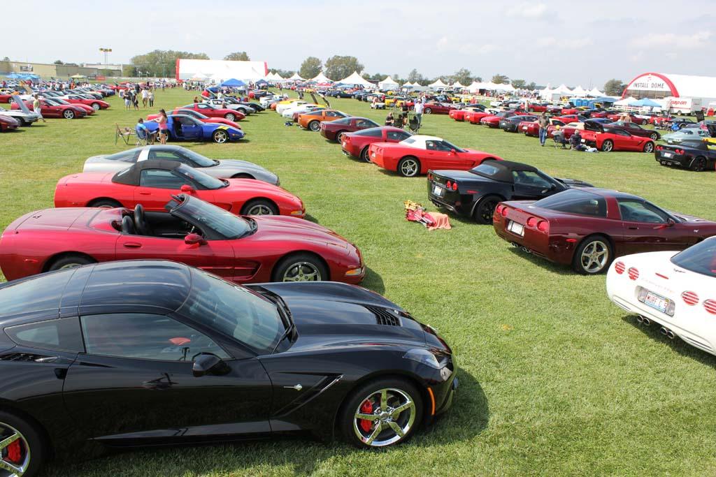 [PICS] 2014 Corvette FunFest at Mid America Motorworks