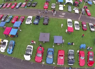 [VIDEO] Regular Car Reviews: Corvettes at Carlisle