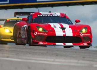 Chrysler Ends the SRT Viper Racing Program in IMSA's Tudor USCC