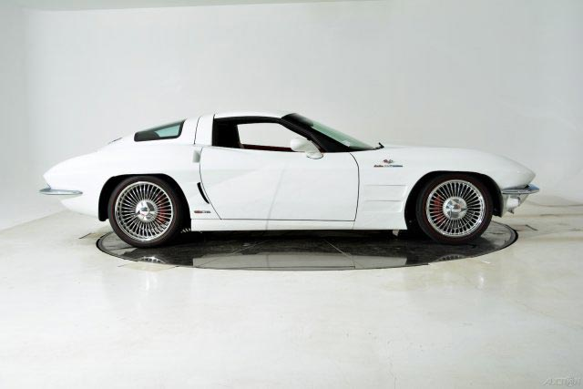 Corvettes on eBay: Lingenfelter-Tuned Karl Kustom 2009 Corvette Z06 with 660 hp!