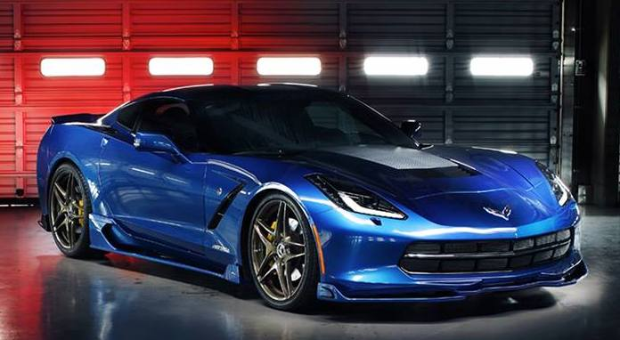 Revorix to Premiere New Customized C7 Corvette Car Project at the 2014 SEMA Show