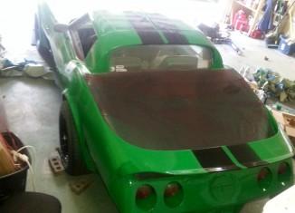Corvettes on eBay: Custom 1972 Corvette Pickup