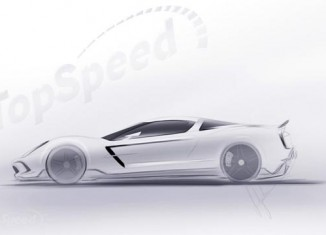 [PIC] TopSpeed Renders the Mid Engine C8 Corvette ZORA ZR1