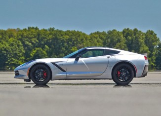2015 Corvette Stingrays Officially Recalled for Parking Brake and Airbag Issues