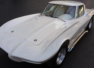 Custom 1963 Corvette Show Car to Cross the Block at Mecum's Anaheim Auction