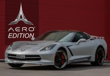 [PICS] AERO Edition C7 Corvette From ABBES Design Heading to SEMA