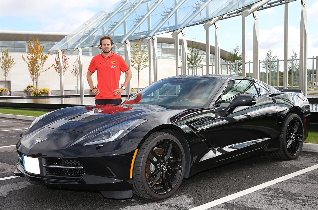 Manchester United Players Spurning Free Corvettes And
