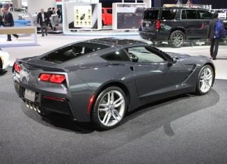 The Corvette Stingray May Be Too Loud for South Korea