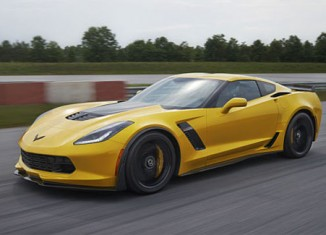 Corvettes on eBay: Dealer Offers a 2015 Corvette Z06 for $122K