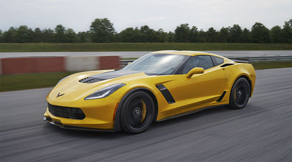Corvettes on eBay: Dealer Offers a 2015 Corvette Z06 for $122K