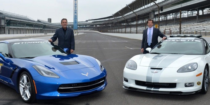Bloomington Gold Corvette Show to Move to the Indianapolis Motor Speedway for 2015