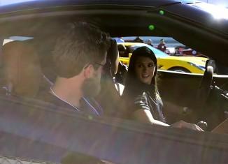 [VIDEO] Take a Ride with Danica Patrick in the Corvette Stingray at SEMA