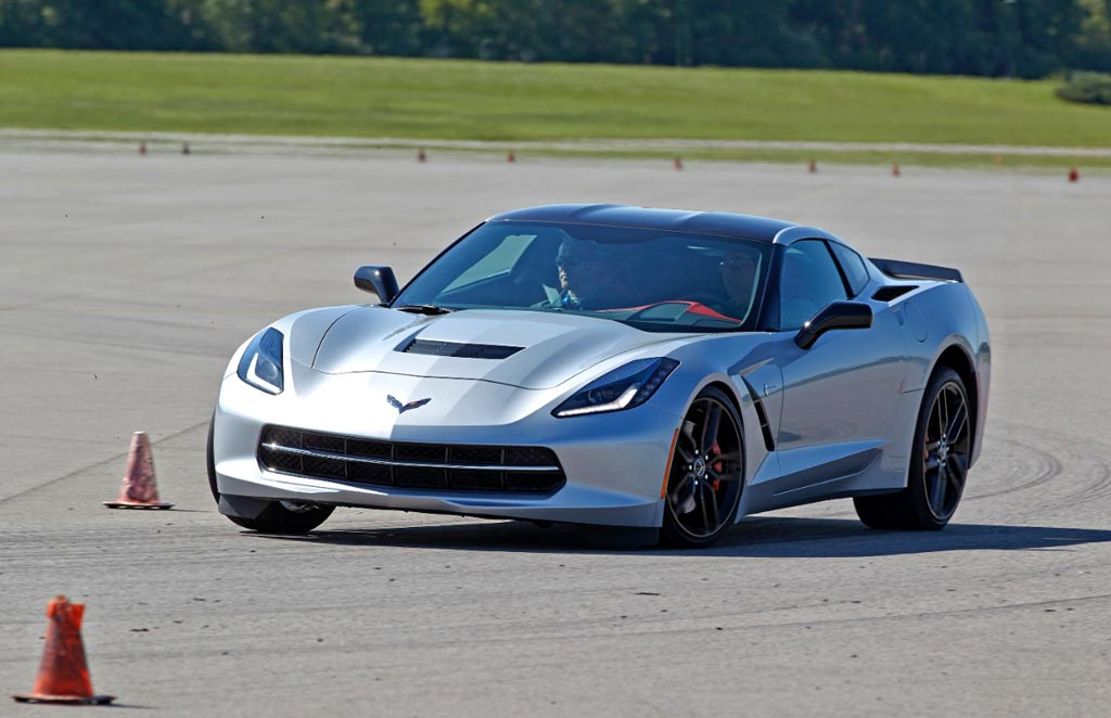 Car and Driver Names the Corvette Stingray to its 2015 10Best Cars List