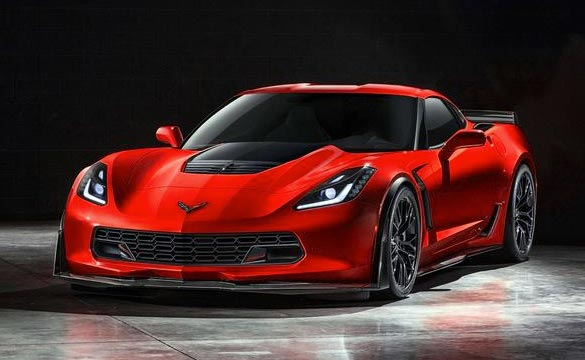 National Corvette Museum to Hold its First Raffle of a 2015 Corvette Z06