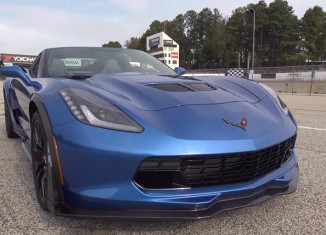 LINKS: Magazines Test Drive the 2015 Corvette Z06