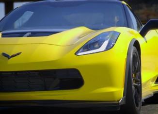 [VIDEO] Motor Trends Drives the 2015 Corvette Z