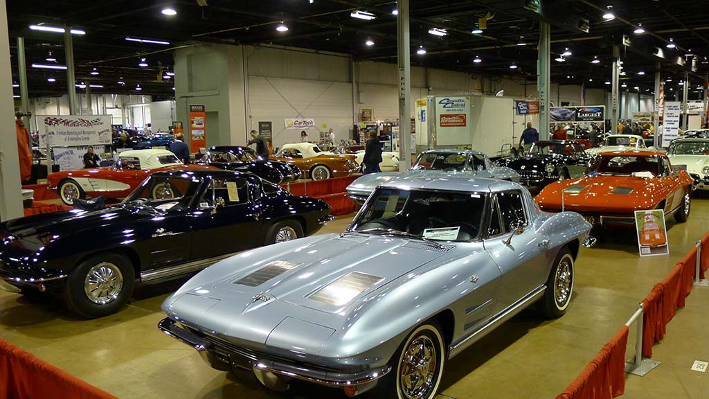 [PICS] The Corvettes of the 2014 Muscle Car and Corvette Nationals