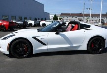 Corvette Sales Report