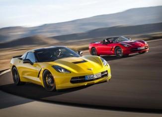 [PICS] Chevrolet Prices the 2015 Corvette Stingray for Europe