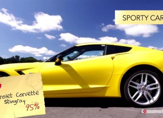 [VIDEO] Consumer Reports: The Corvette Stingray is One of the Most Loved Cars