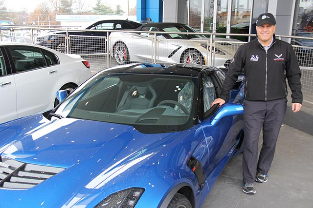 [PICS] Corvette Seller Mike Furman Takes Delivery of his Personal 2015 Corvette Z06