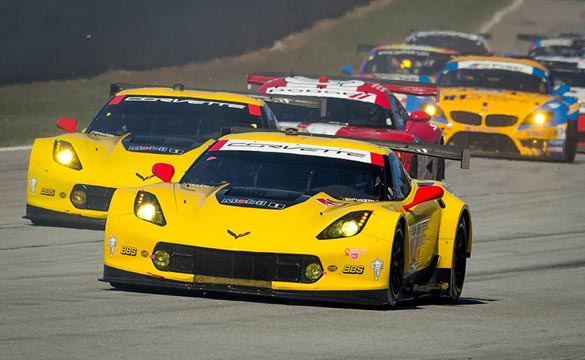 IMSA: Five Things You Didn't Know About Corvette Racing