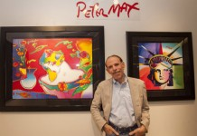 Peter Max Sued Over Sale of Corvette Collection
