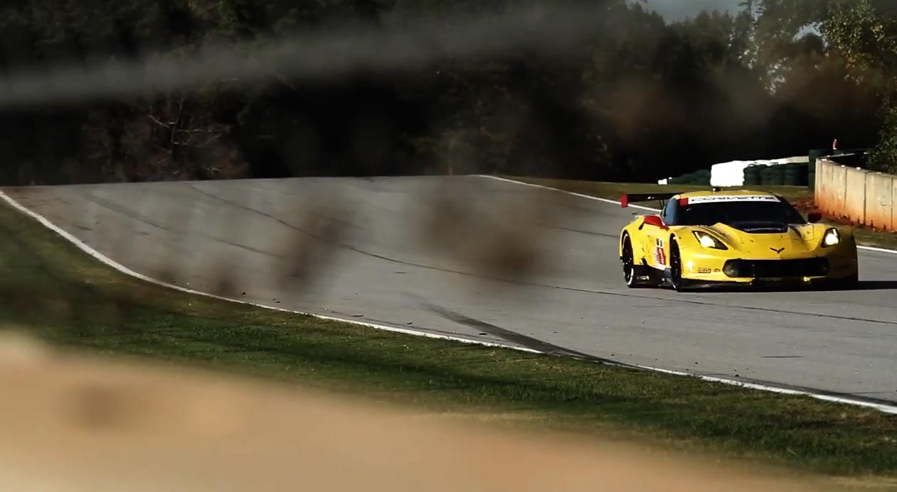 [VIDEO] Corvette Racing 2014 - Why We Race