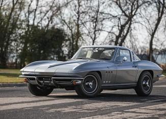 1965 Corvette VIN 001 Heading to Mecum's Kissimmee Auction