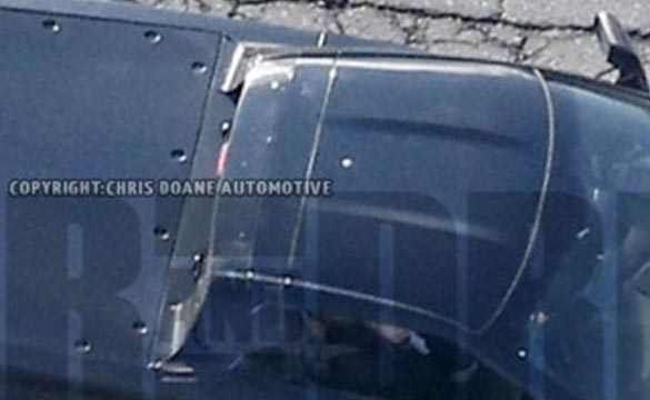 Is this the Zora ZR-1 Mid-Engine Corvette Prototype?